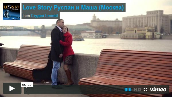 Video Love Story - Ruslan și Mașa